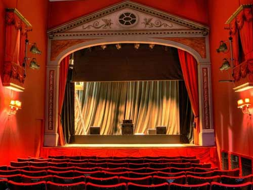 Marrakech Magic Theater – 419 Ofarrell Street, San Francisco. (415) 794-6893