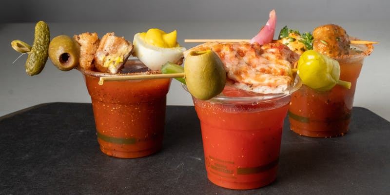Don't Miss The Chance To Taste Most Delicious Bloody Marys From The Finest Eateries
