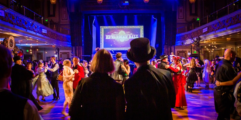 Attend The Formal Event Of Your Life And Get Your Life With The Edwardian Ball